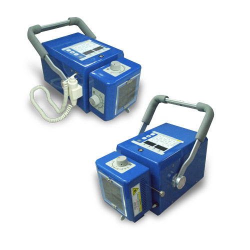 1040HF and 1060HF Portable XRAY Generators