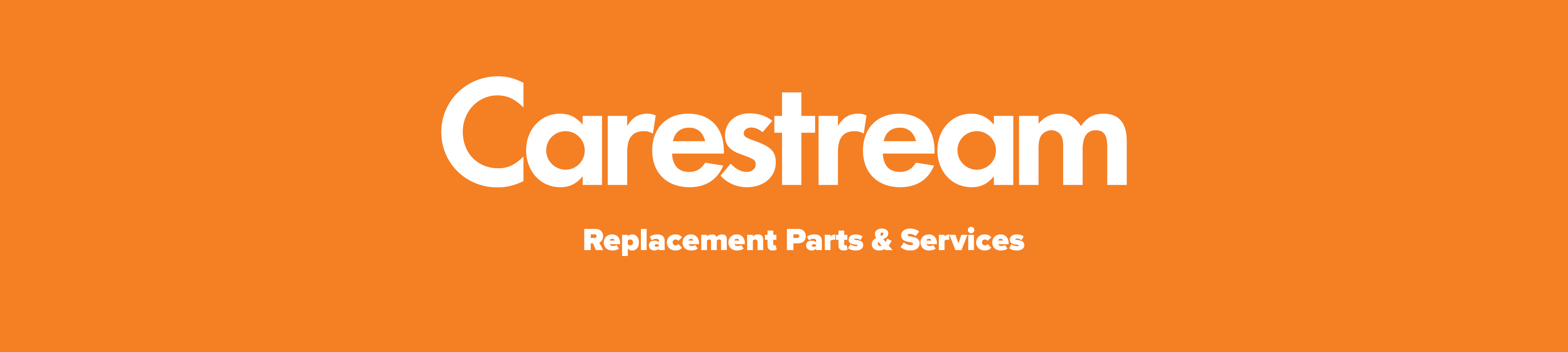 carestream parts and service