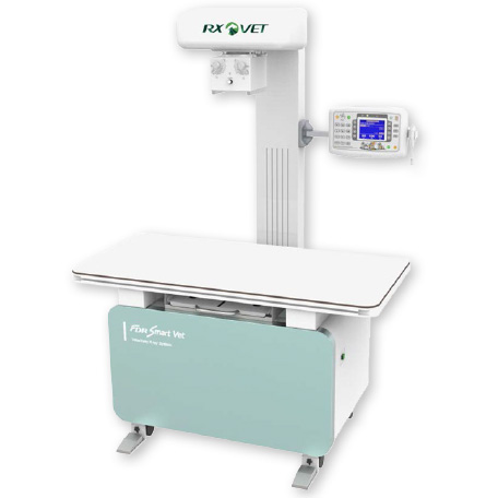 FujiFilm RXVet 3 phase xray table