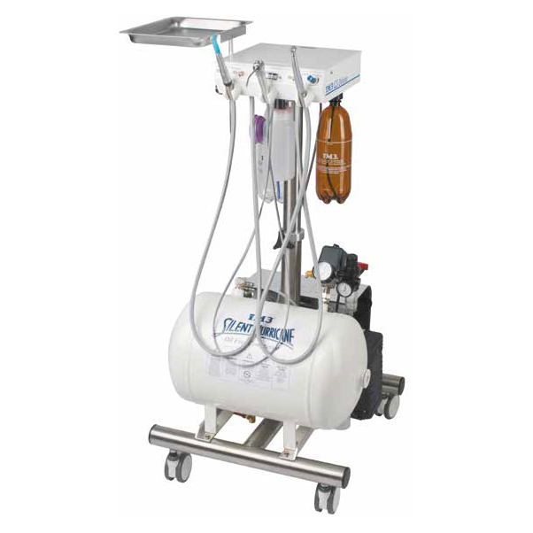 iM3 GS deluxe LED dental unit
